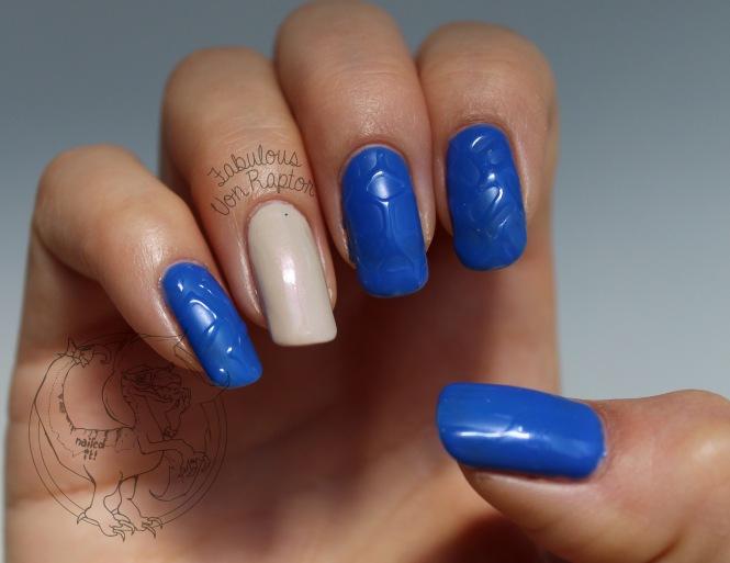 Ultra-Fabulous-Marine Blue - Fabulous Von Raptor