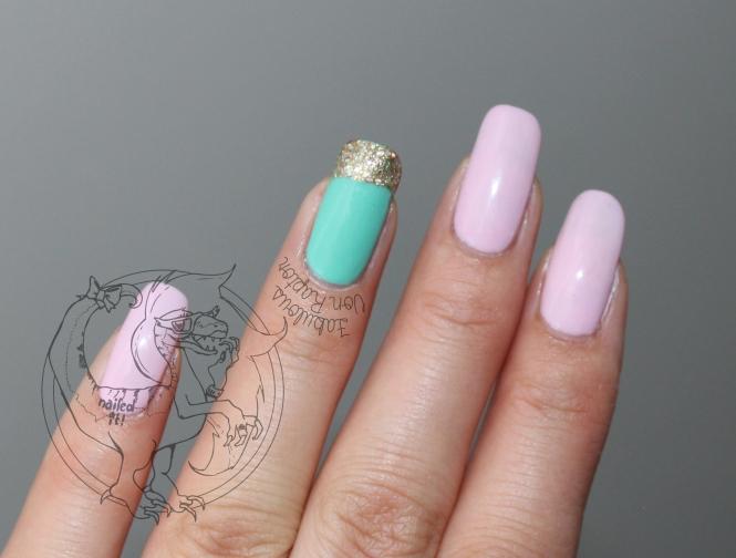 Fabulous Von Raptor - Bubblegum Pastel