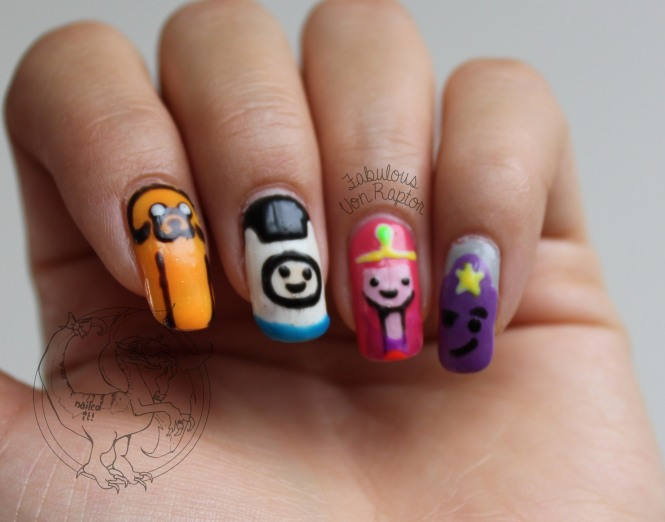 Fabulous Von Raptor - Adventure Time!