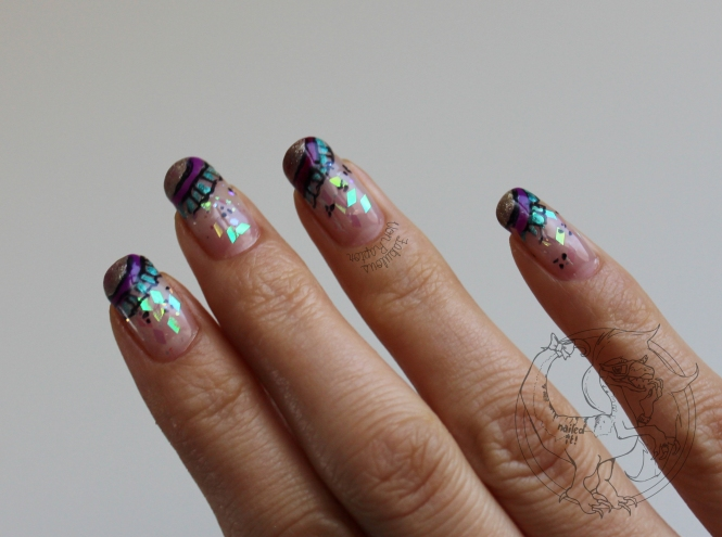 Fabulous Von Raptor - Opal and Frilly French