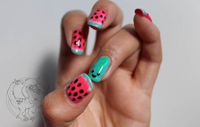 Fabulous Von Raptor - Sweet Watermelon-icure