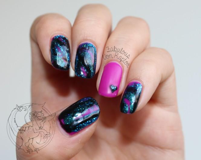 Fabulous Von Raptor - Nebula Sparkles