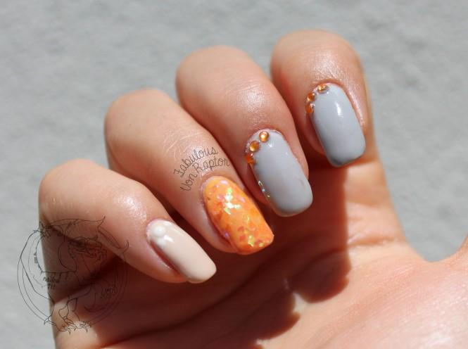 Fabulous Von Raptor - Nude Orange