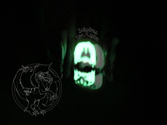 Fabulous Von Raptor - Sugar Skulls