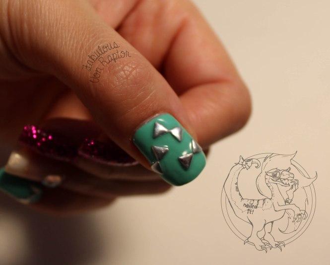 Fabulous Von Raptor - Kawaii Glitter Bows my Mind