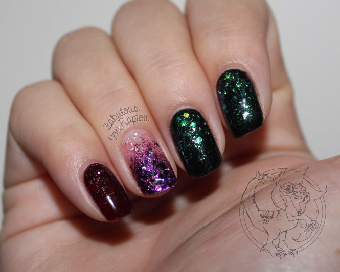 Fabulous Von Raptor - Glittering Autumn Colours