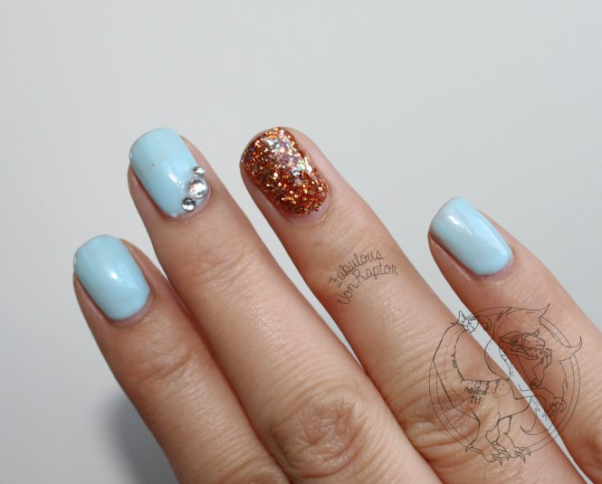 Fabulous Von Raptor - Jewelled Baby Blues