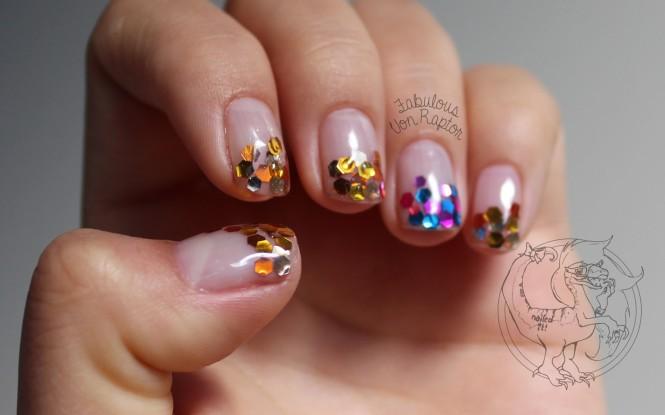 Fabulous Von Raptor - Flexing Gold Fleck