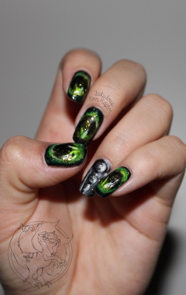 Fabulous Von Raptor - Alienacure